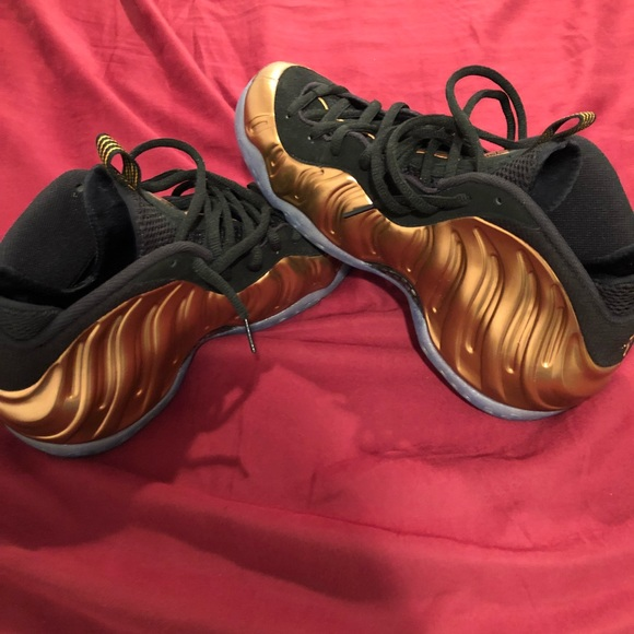 Nike to Release Metallic Red Air Foamposite One Sneakers ...